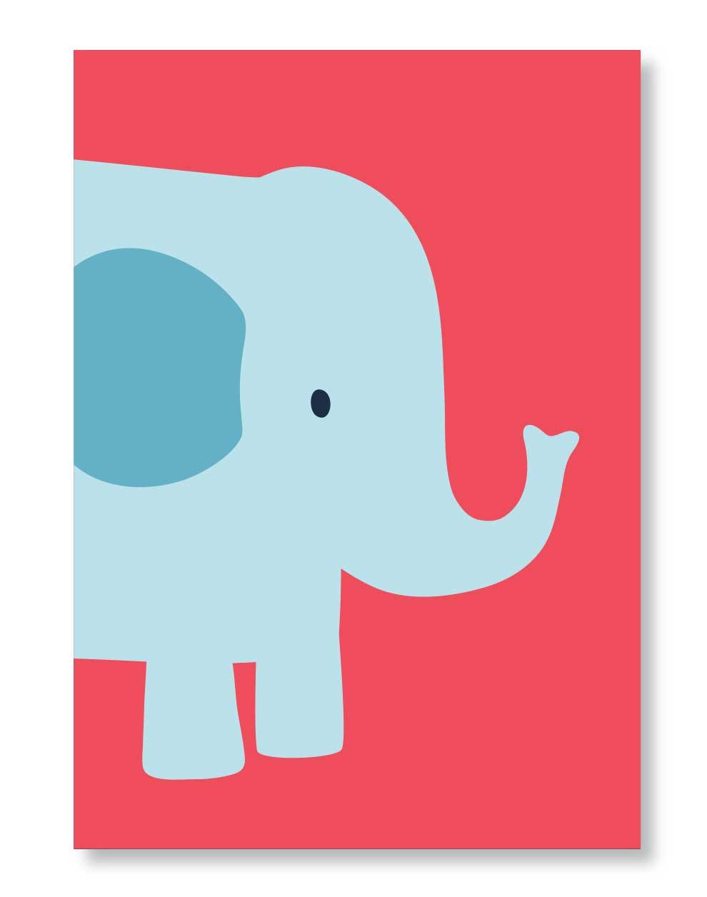A6L004 ELEPHANT