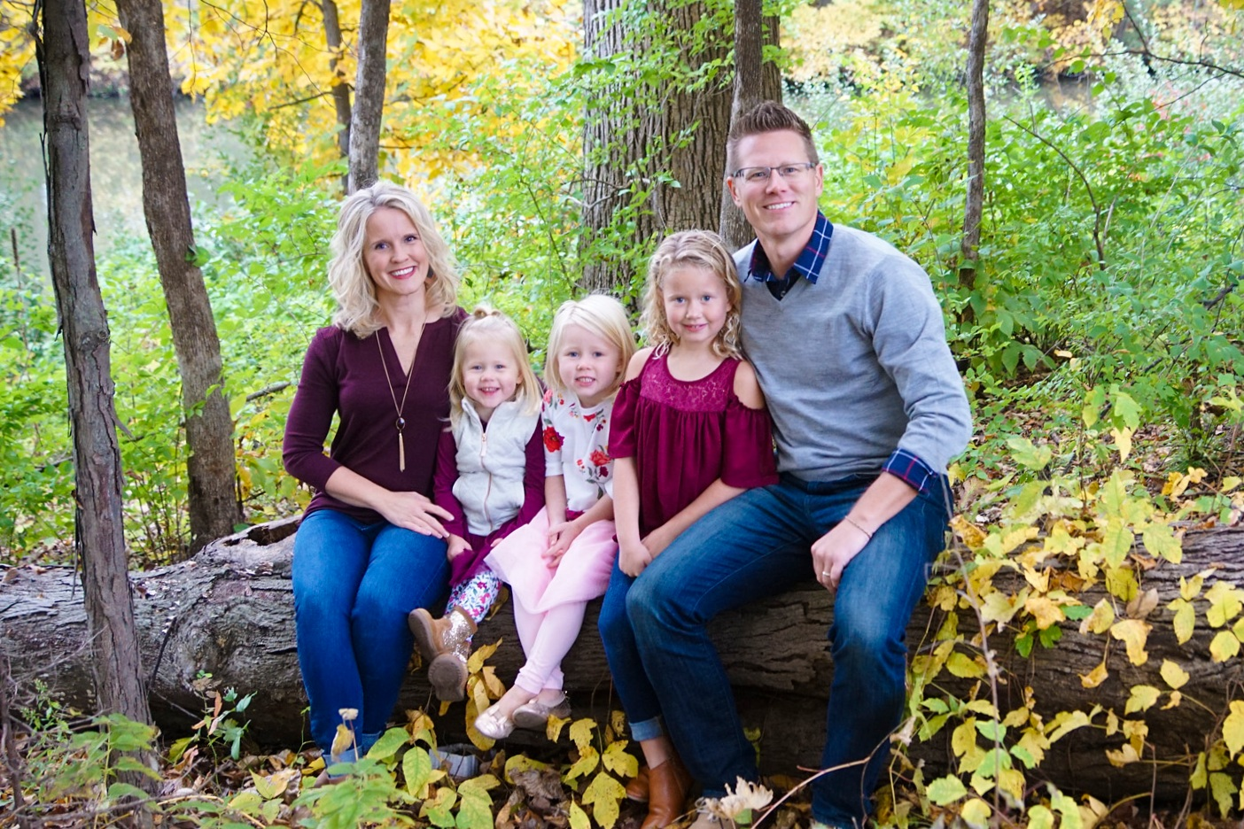 Ehlen Family Picture