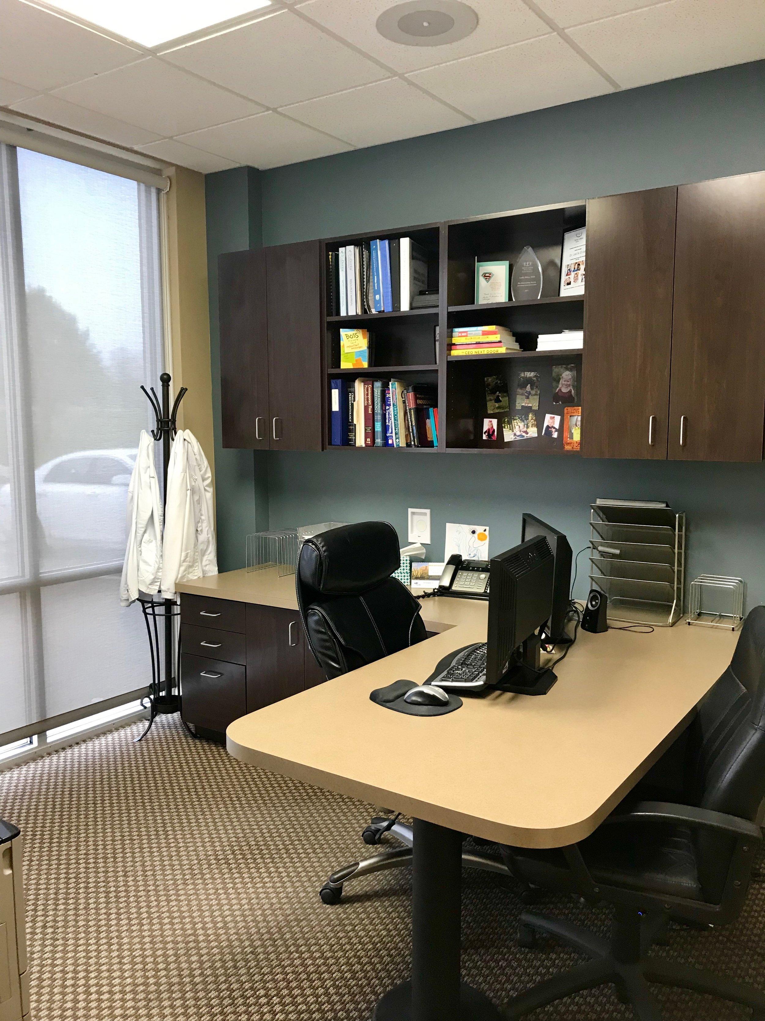 Dr. Ehlen's Office