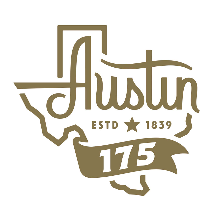 Our Austin 175th Anniversary Logo