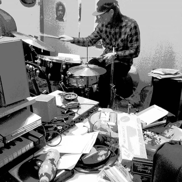 Practice Room 'Phill and the messy desk'