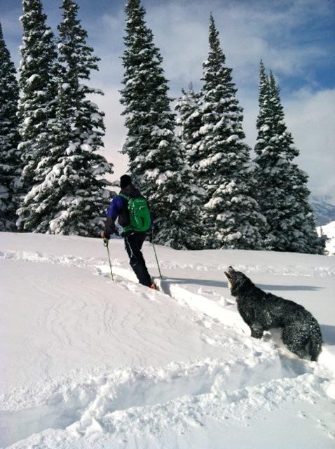 Early All Time: Powder Mountain, Utah   .
