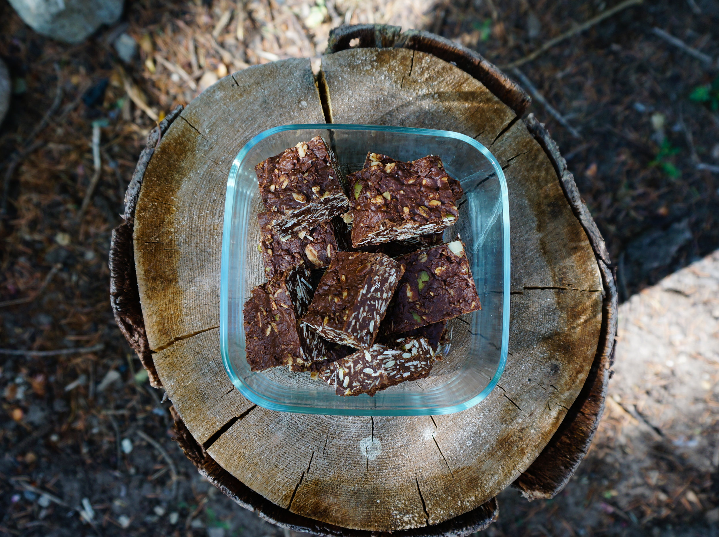 How to Make Incredibly Decadent Energy Bars  .
