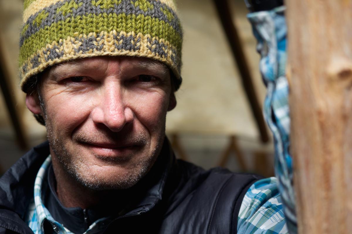 Meet the Man Protecting Your Backcountry Ski Stash  .