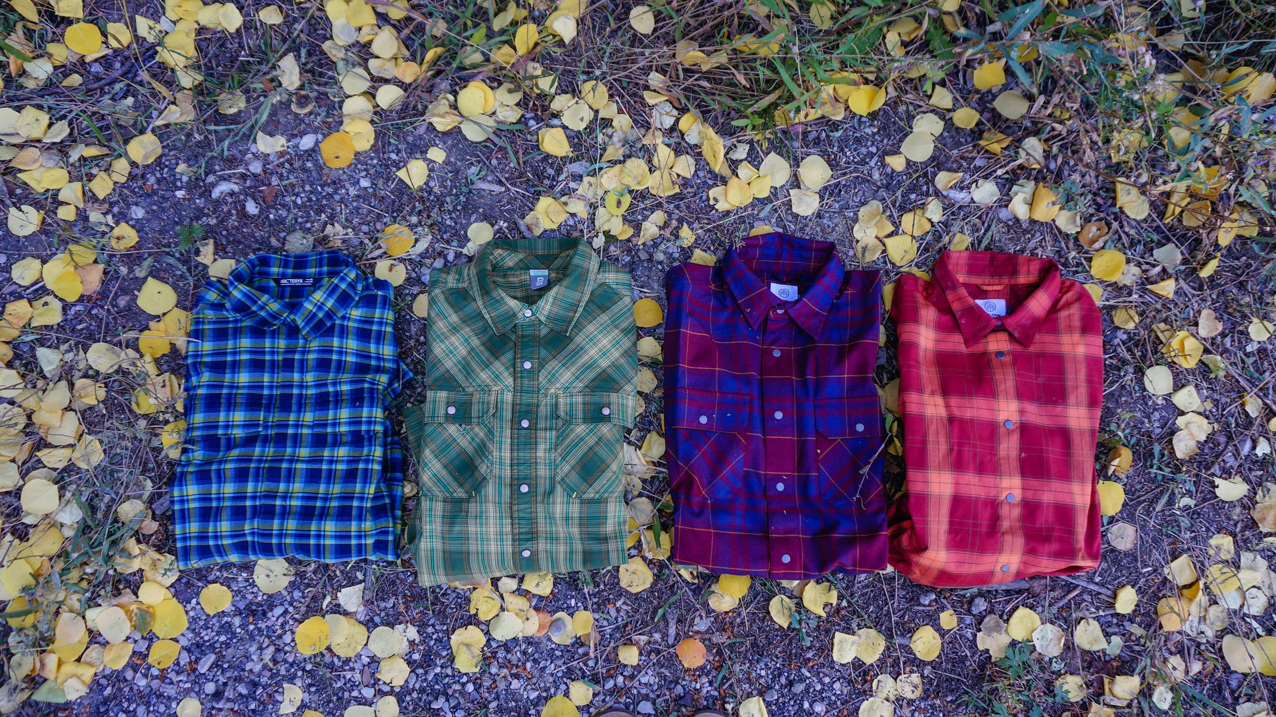 Thank God It's Flannel Season  .