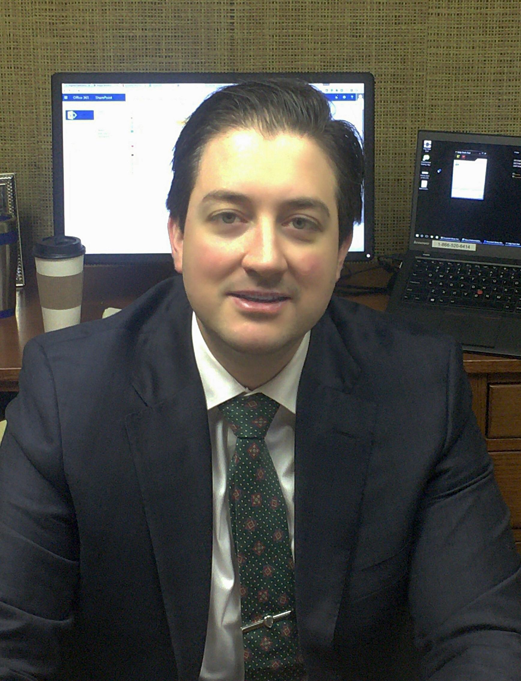 James Johnson, CPA.CITP, MBA, CGMA  Consulting Managing Member
