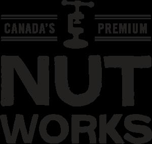 Nutworks logo design