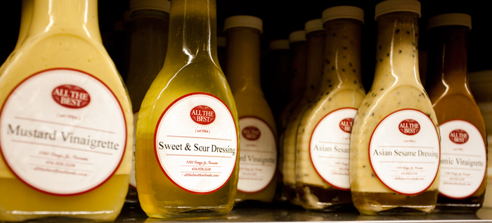 all the best salad dressing