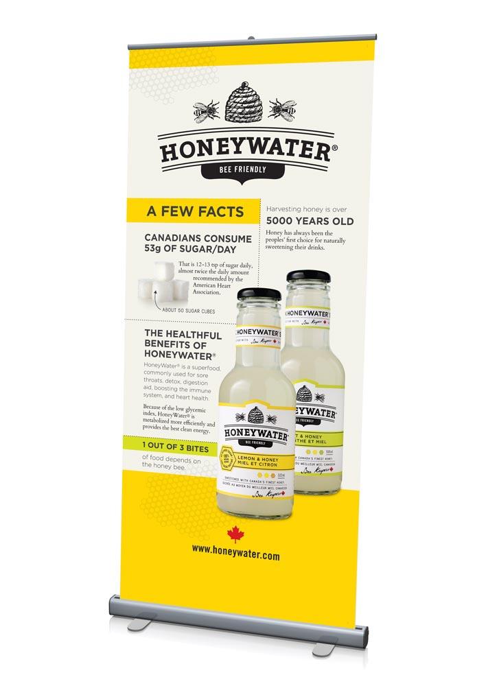 Honeywater Tradeshow Design