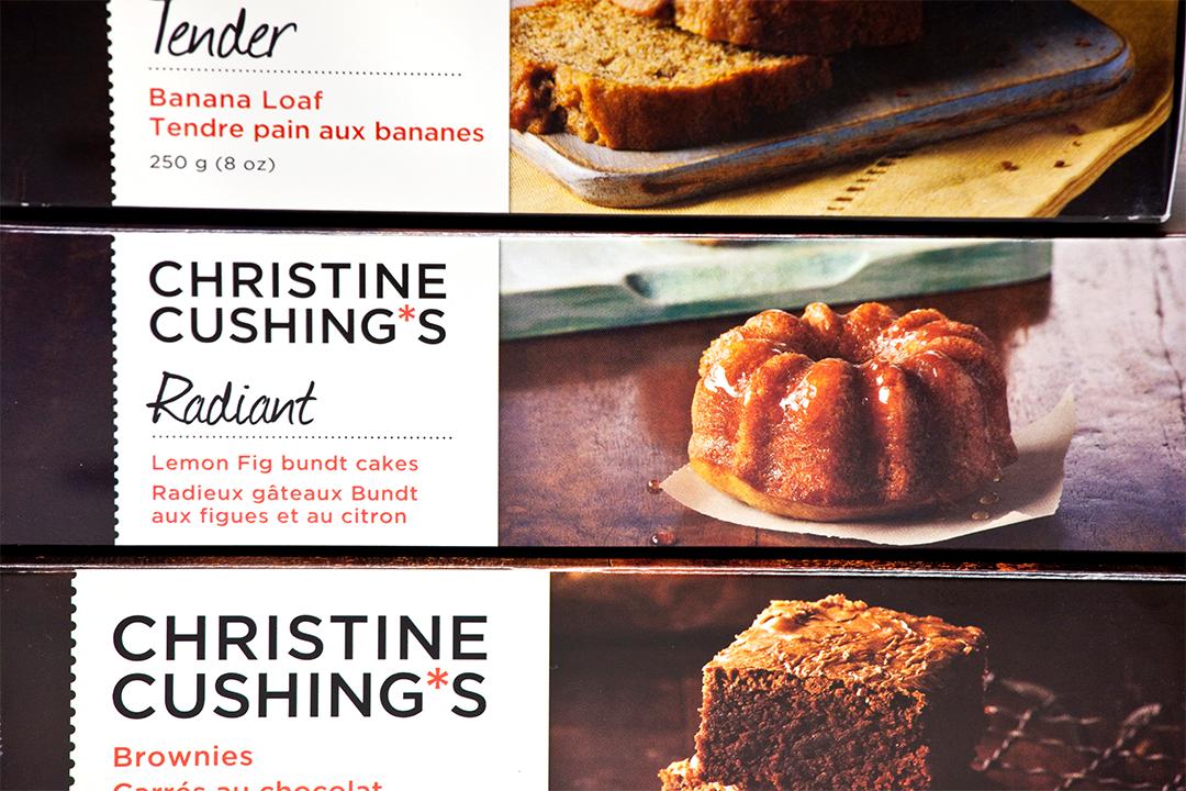 Christine Cushing Desserts