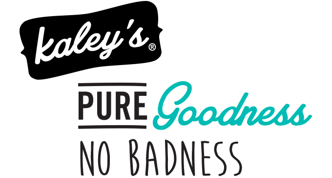Kaley's logo design and tagline creation