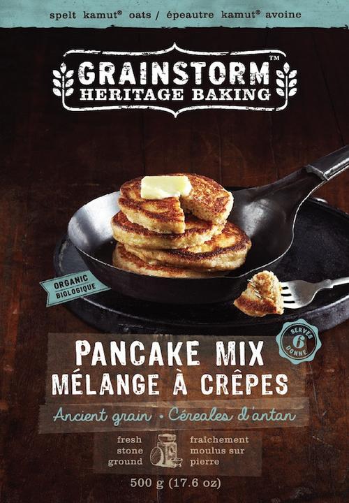 Grainstorm Heritage Baking Pancake mix