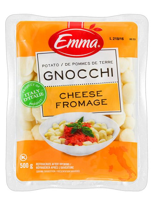 Emma Cheese Gnocchi