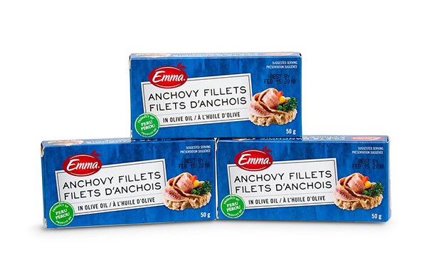Emma Anchovy Fillets