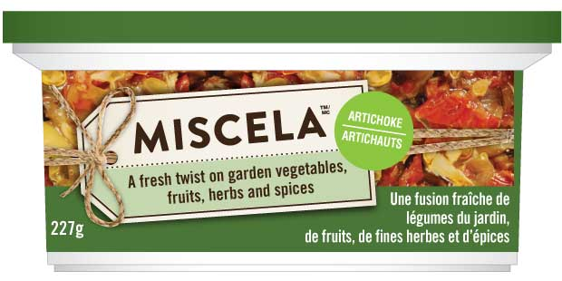 Miscela Packaging Design
