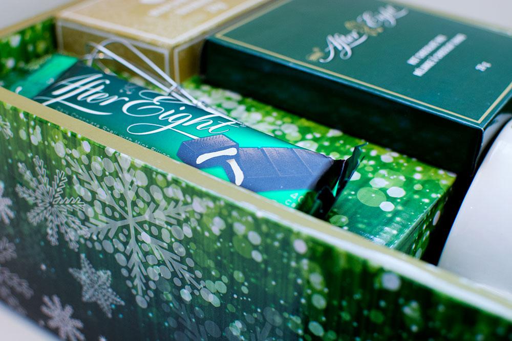 Regal Christmas Packaging Design