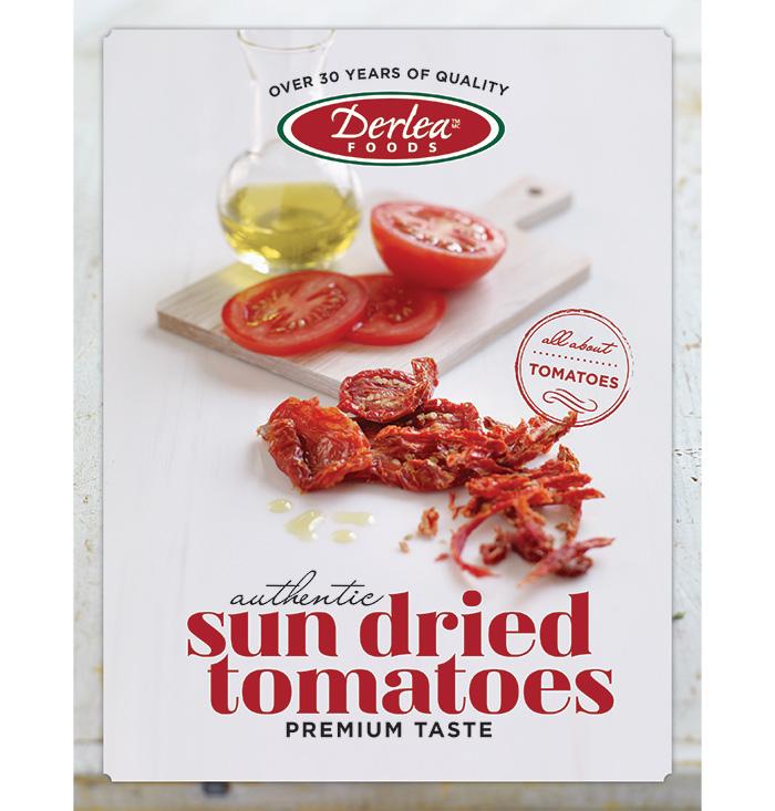 Derlea Foods Sun Dried Tomatoes