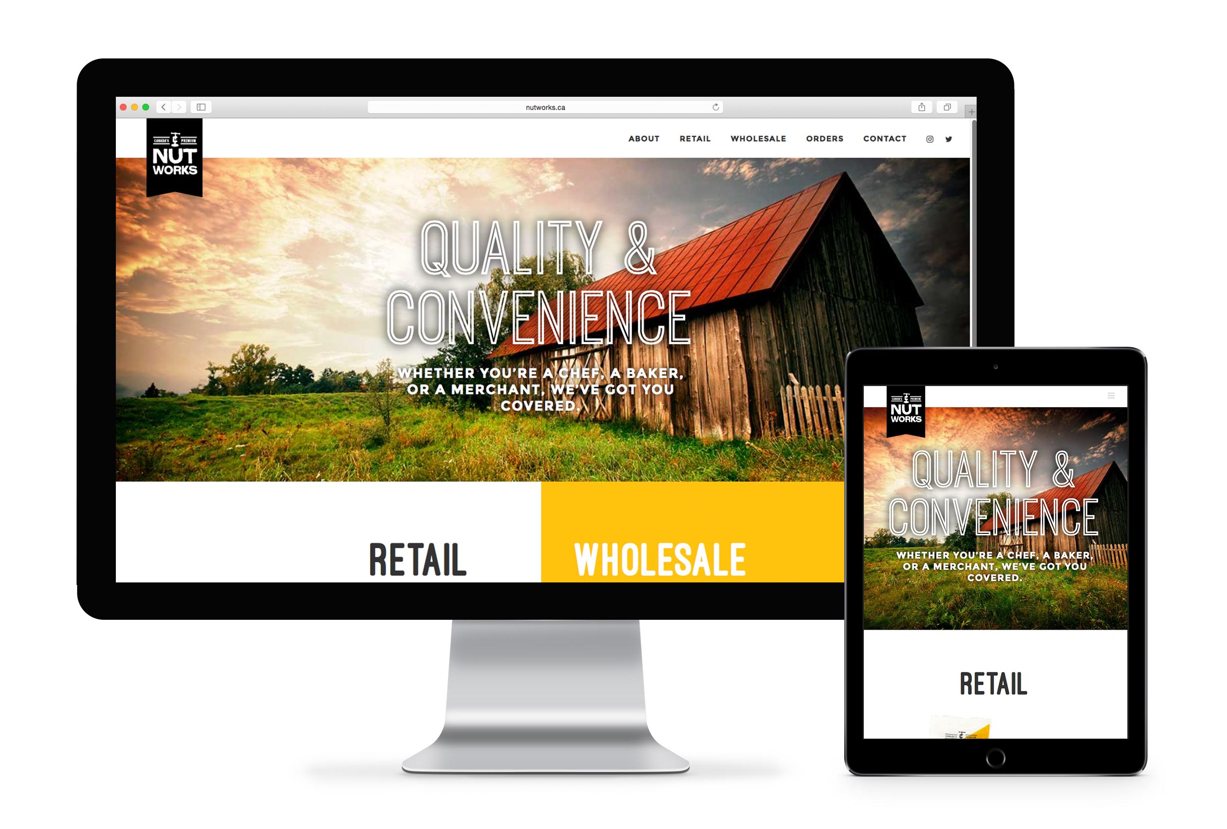 Nutworks Web Design