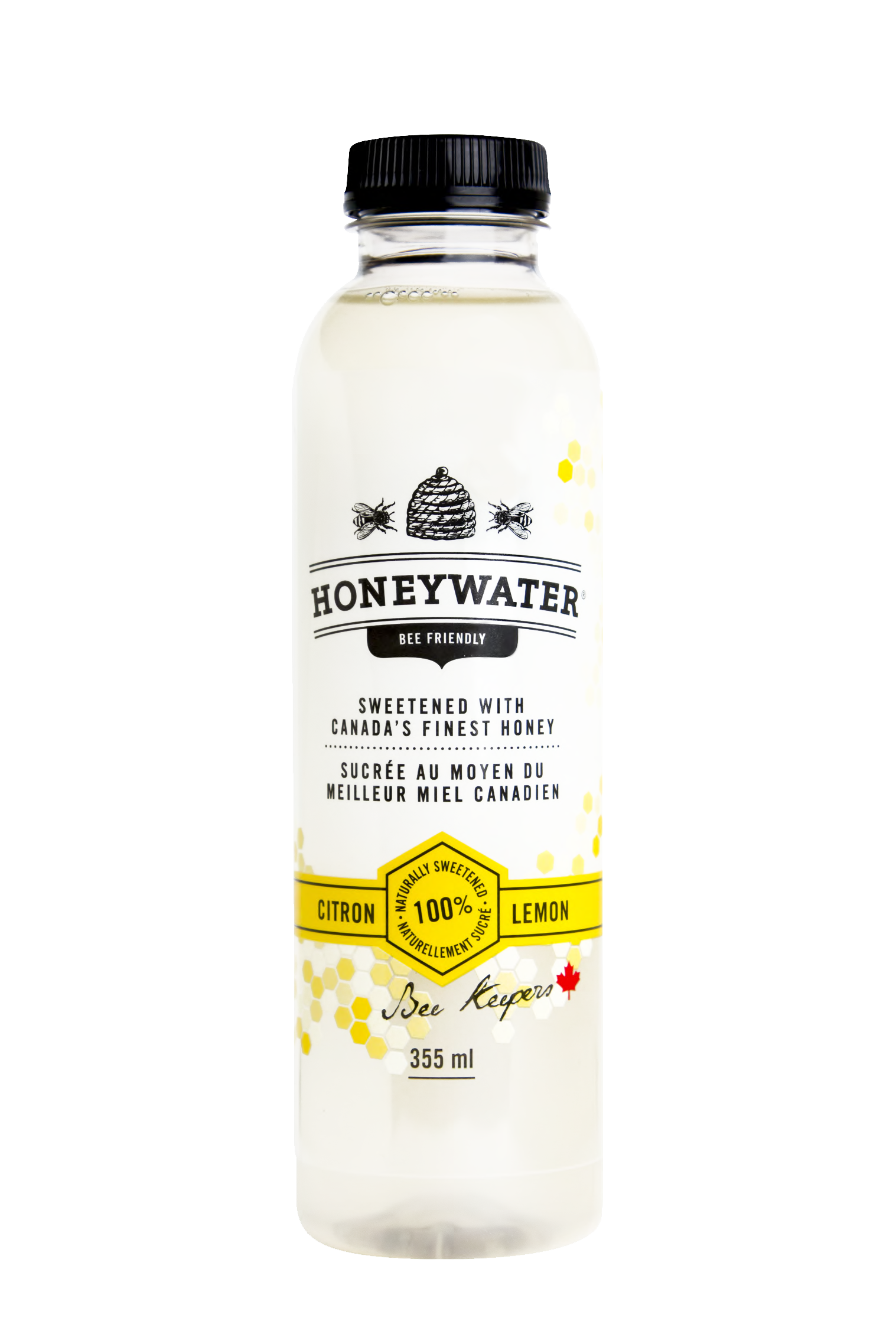 Honeywater Packaging Design
