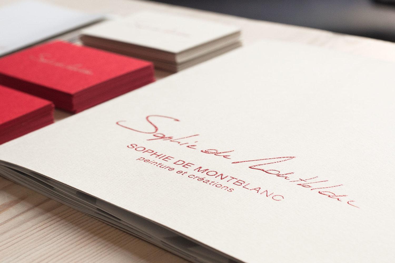 Sofie De Montblanc | Branding |  VJS Agency