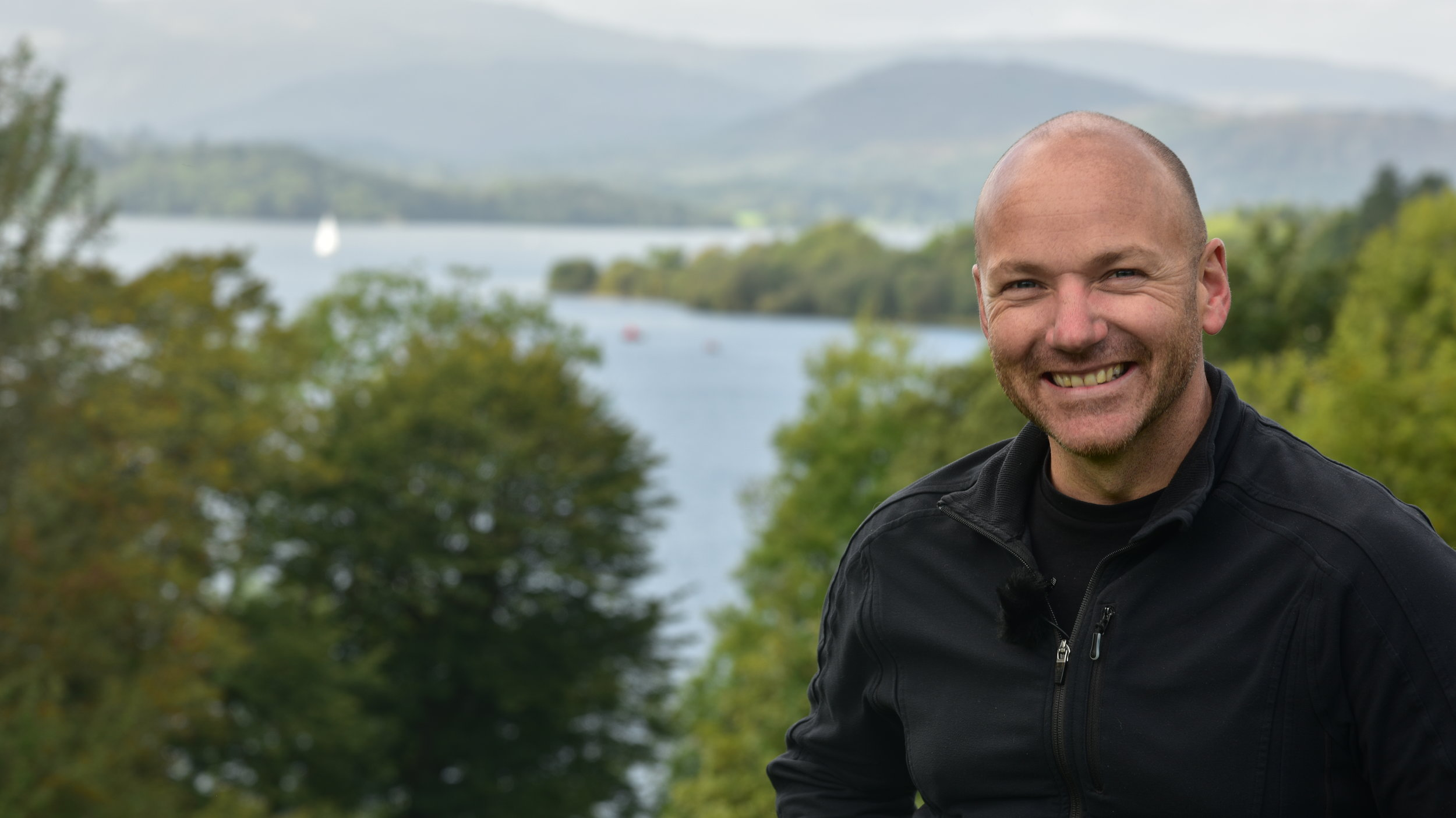 Scotty Johnson - Behavioural Coach, Speaker, Author and Founder of Explore What Matters