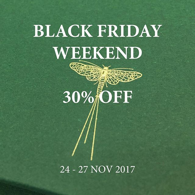 BLACK FRIDAY WEEKEND - get 30% off Journals, Jotters and Stickers from 24 - 27 Nov 2017 www.mayflysound.com #blackfriday #journals #stationery #discount #gift #stockingfiller