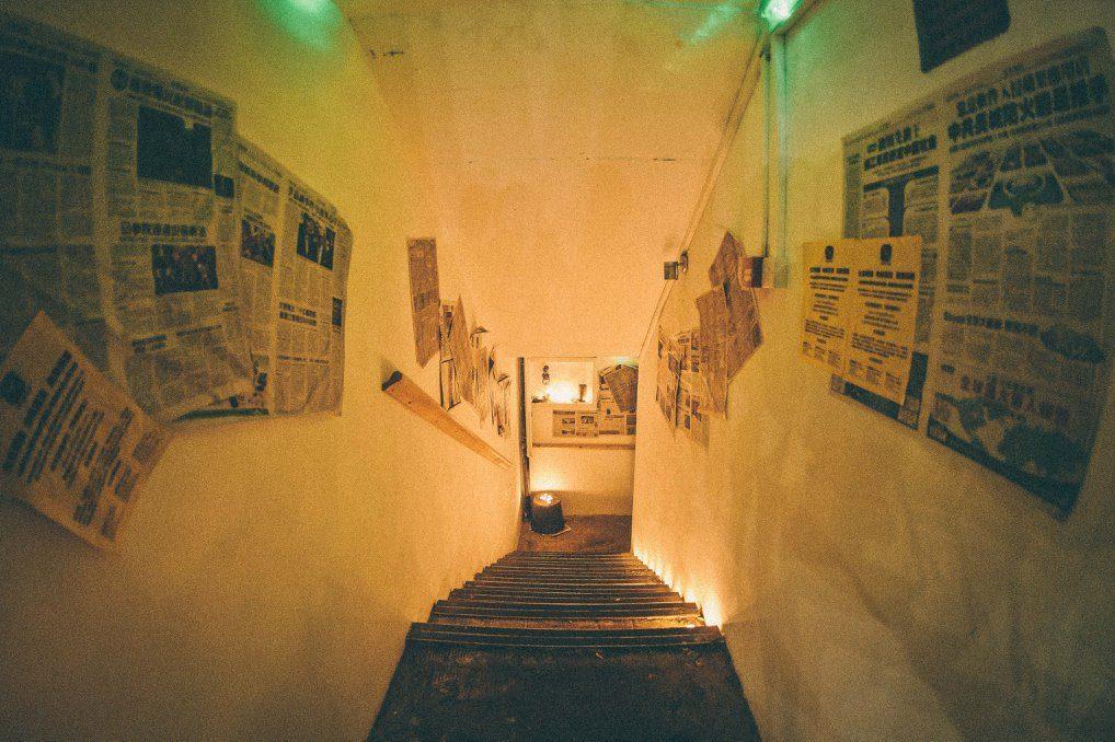 stairs to event opium den marylebone.jpg