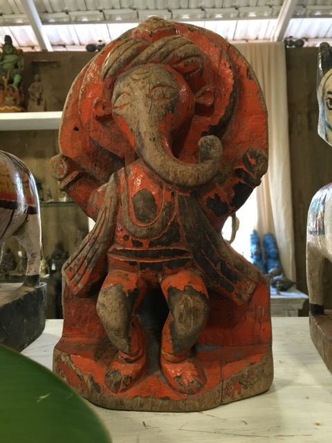 Ganesh at Leela Gallery
