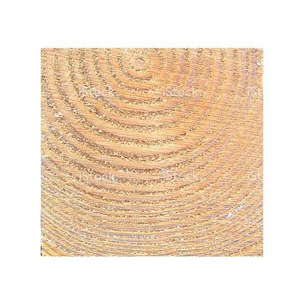 Klear Gard | 25™ - Penetration Image  (Note: Natural color of the wood product is maintained)