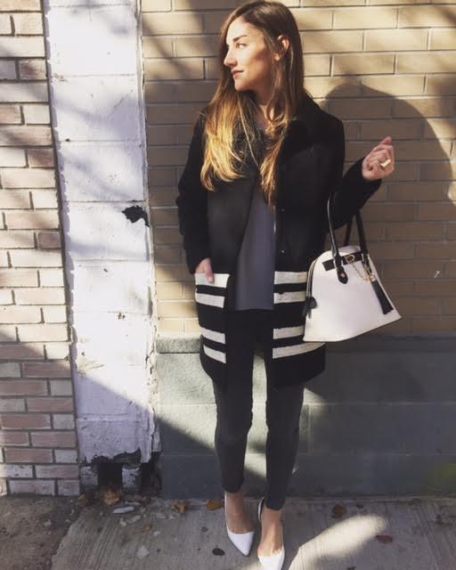 Angela Brasington of Anje Clothing