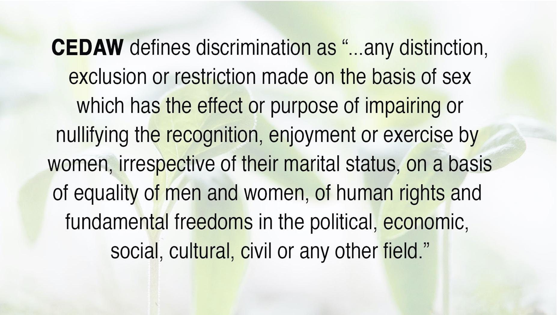 source:http://www.un.org/womenwatch/daw/cedaw/