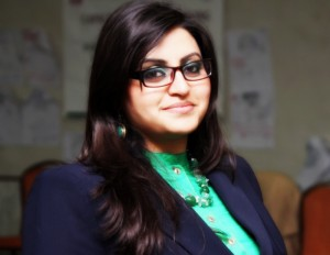 Gulalai Ismail of Aware Girls