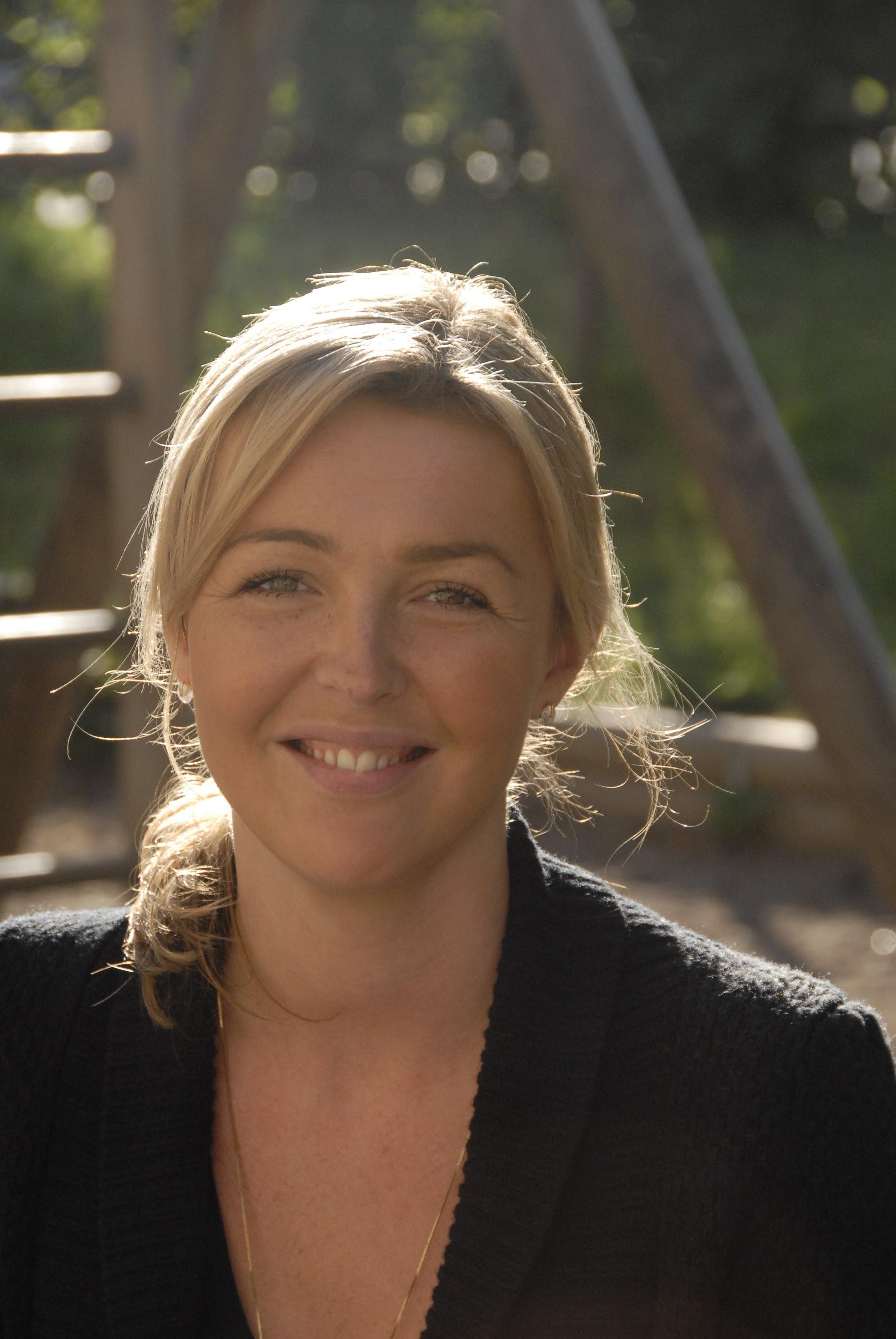 Agnieszka Wilson, the founder of P4CD