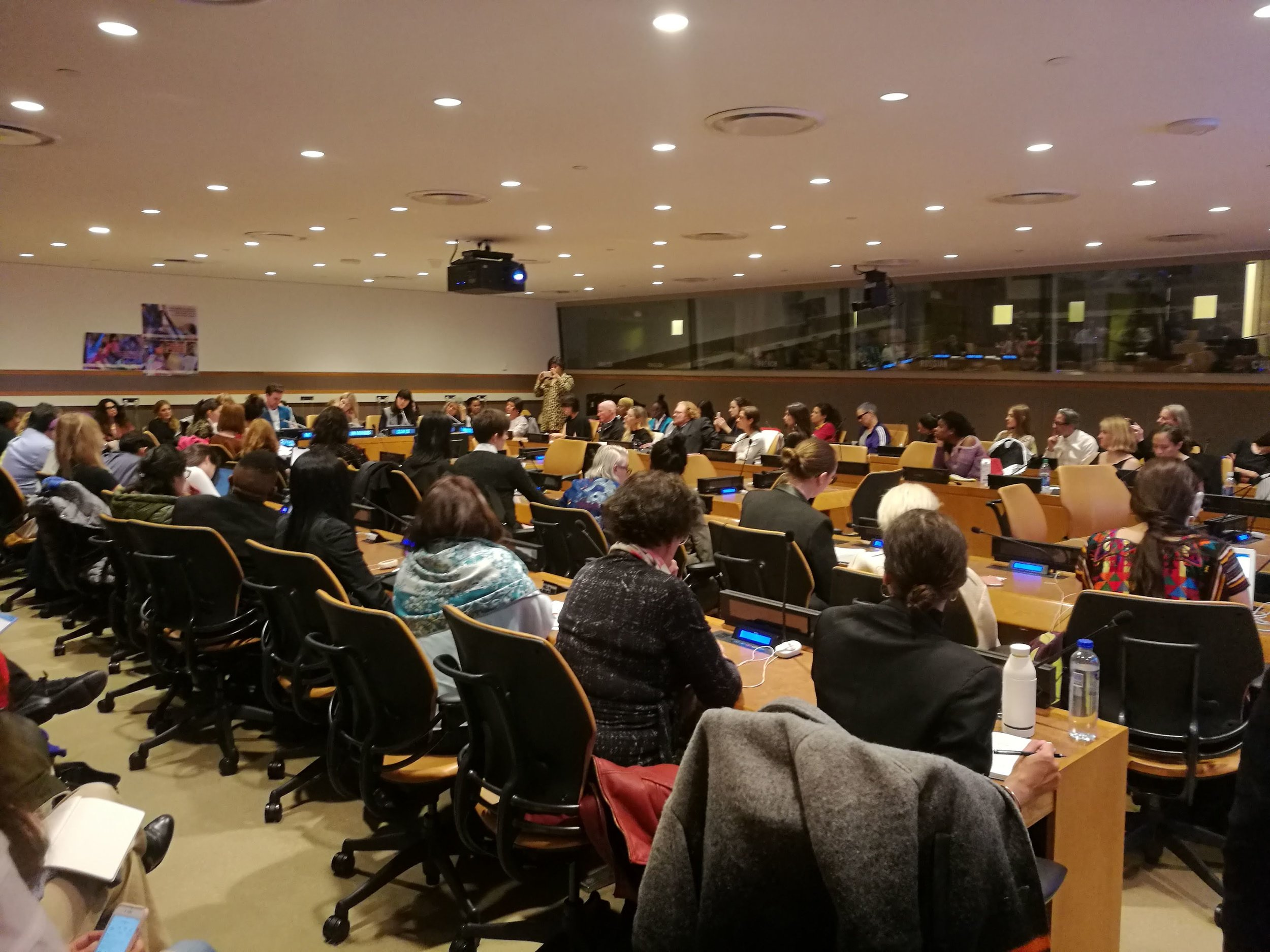UNPFII: Artisanship as Means for Empowerment and Sustainability in Fashion - April 23, 2019