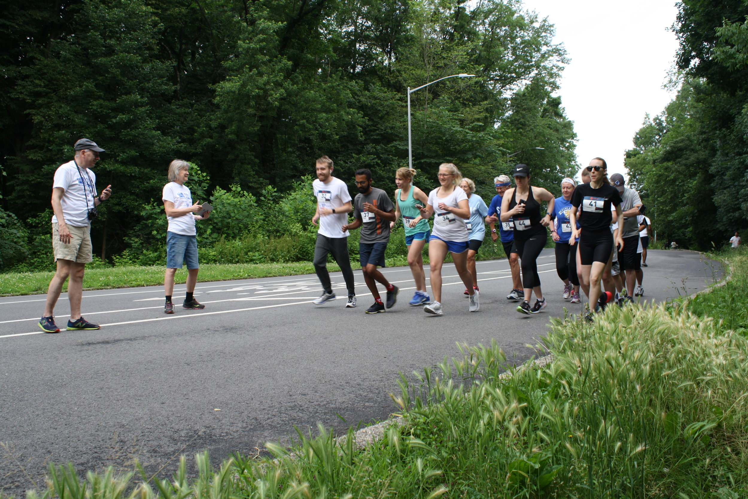 Midsummer 5K Run - June 16, 2019
