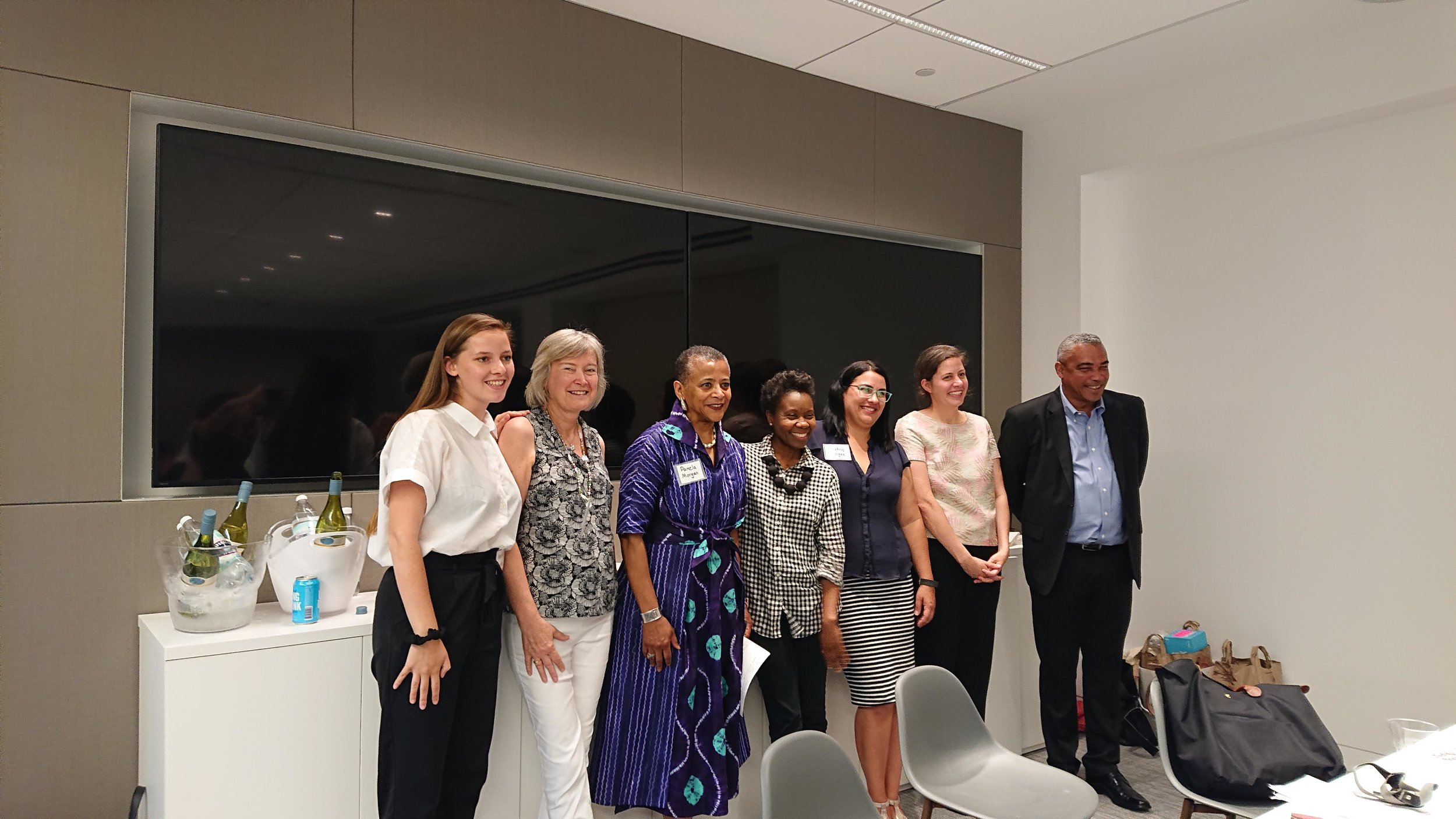 UN HLPF Side Event Migrant Women & SDGs - July 11, 2019