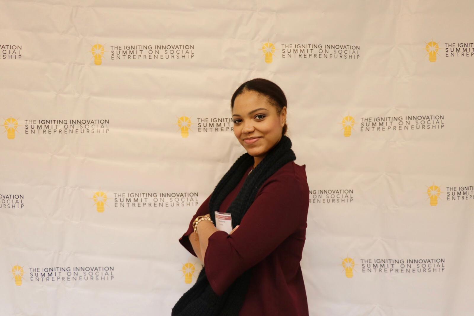Chante Harris, Women Enews Pioneering Woman in Sustainability, Forbes Fellow, Vice President.  Follow her