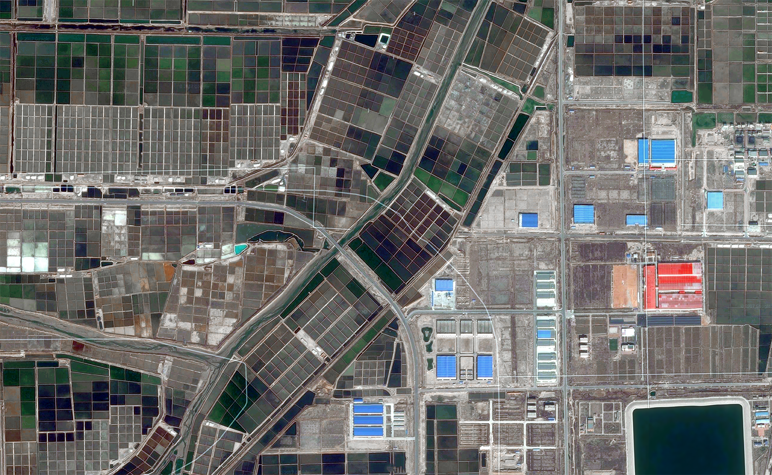 Google Earth: China