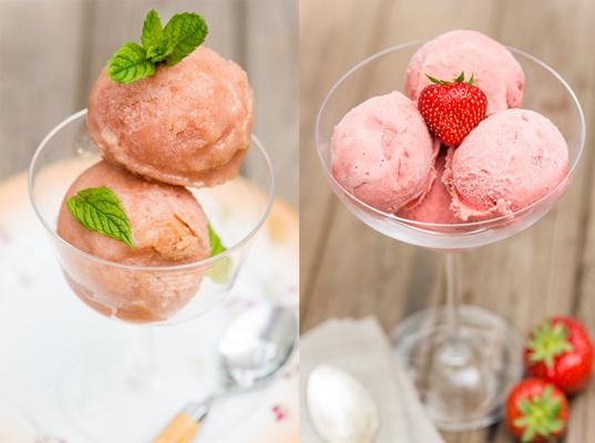 420_Rhubarb Sorbet and Strawberry frozen yogurt.jpg
