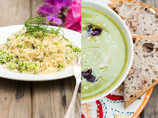 460_Pea and watercress soup and soybean couscous.jpg