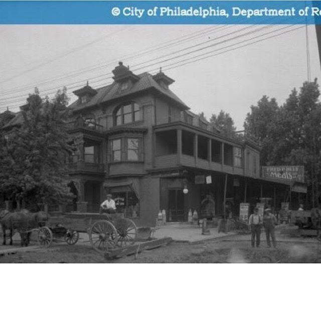 Your daily sink hole post: Total deja vu for Clarkville and Green Line (circa 1912).⠀ ⠀ Thanks @greenlinecafe for the find!⠀ ⠀ ⠀ ⠀ #clarkville #westphilly #happyhour #beer #pizza #wine #pizzabeerwine #craftbeerlife #familyhappyhour #neighborhood #community #friendly #family #familyfriendly #cornerrestaurant #baltimoreave #baltimoreavewestphilly #pizzaphilly #phillysbestpizza #westphillysbestpizza #clarkvillebeergoggles #westphillyisthebestphilly #pizzaislife #sinkhole #vintagewestphilly #vintagephoto