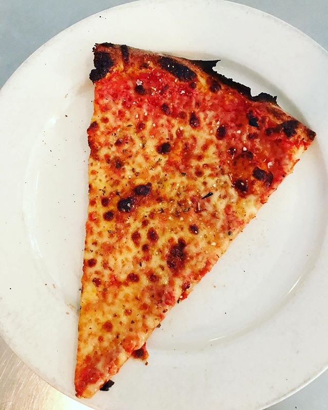 🍕🍕🍕 SLICES FOR LUNCH! Just $2, everyday! #Clarkville #westphilly #happyhour #beer #pizza #wine #pizzabeerwine #craftbeerlife #familyhappyhour #neighborhood #community #friendly #family #familyfriendly #cornerrestaurant #baltimoreave #baltimoreavewestphilly #pizzaphilly #phillysbestpizza #westphillysbestpizza #clarkvillebeergoggles #westphillyisthebestphilly #pizzaislife