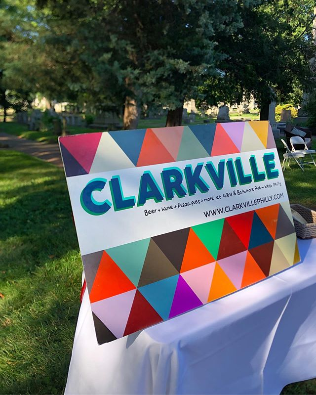 The 8th Annual Woodlands Benefit is happening right now and Clarkville is hoping you'll come pal around drinking @lovecitybrewing beers with us while we support this amazing place!⠀⠀ ⠀⠀ Follow @woodlandsphila for more details!⠀⠀ ⠀⠀ #clarkville #westphilly #happyhour #beer #pizza #wine #pizzabeerwine #craftbeerlife #familyhappyhour #neighborhood #community #friendly #family #familyfriendly #cornerrestaurant #baltimoreave #baltimoreavewestphilly #pizzaphilly #phillysbestpizza #westphillysbestpizza #clarkvillebeergoggles #westphillyisthebestphilly #pizzaislife #woodlands #lovecitybeer