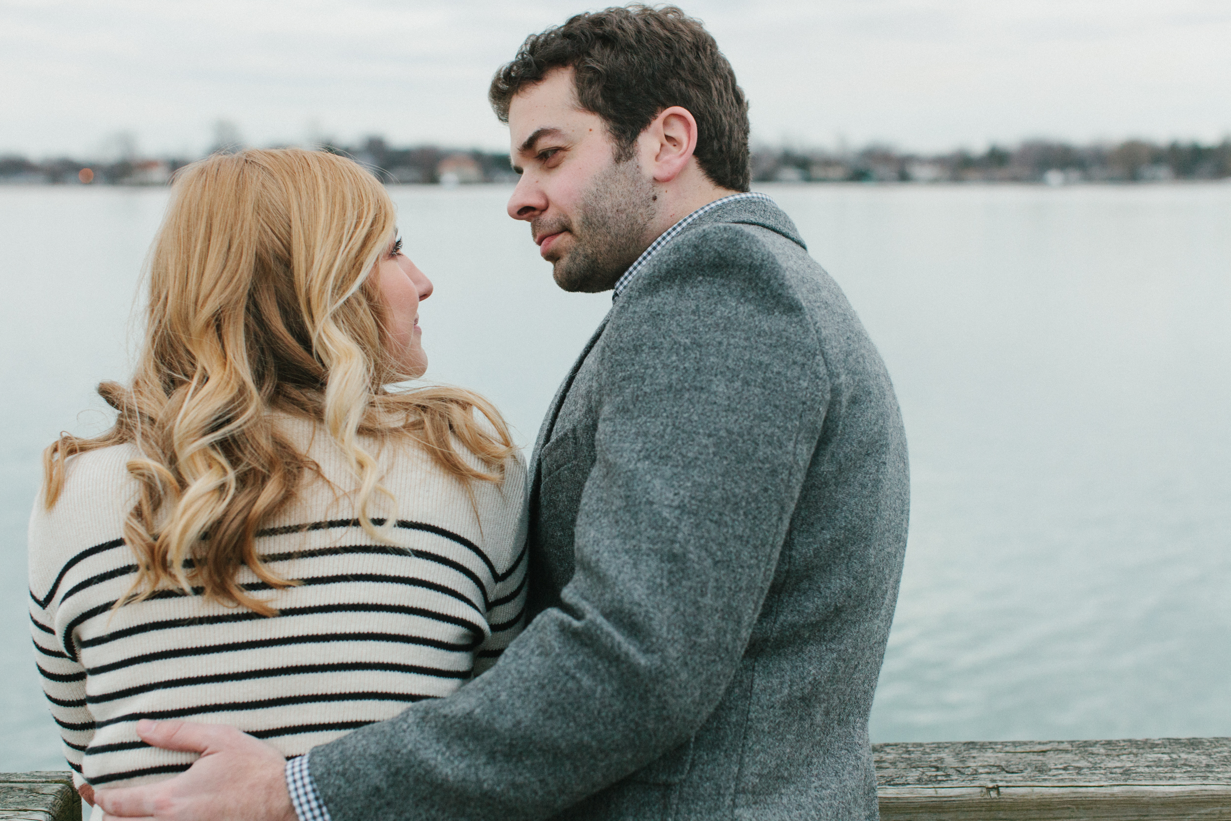 Detroit Michigan Belle Isle Engagement photos Lifestyle Wedding Photographer Mae Stier Candid Photography-030.jpg