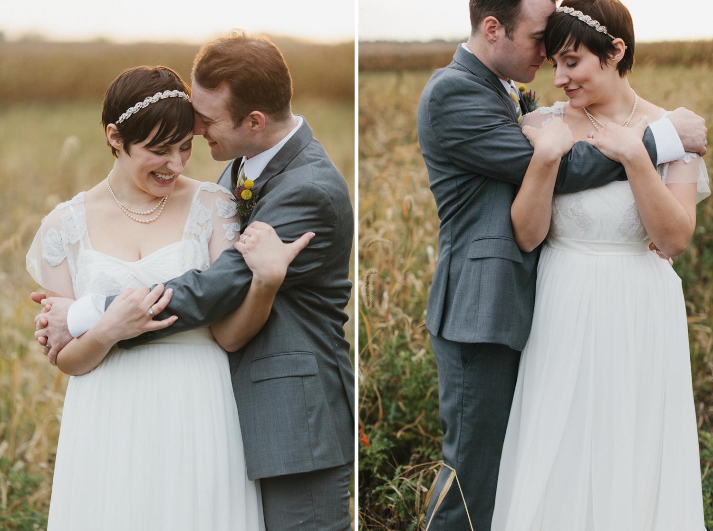 Chicago Wedding Photographer Mae Stier Heritage Prarie Farm Wedding Diptych 2.jpg