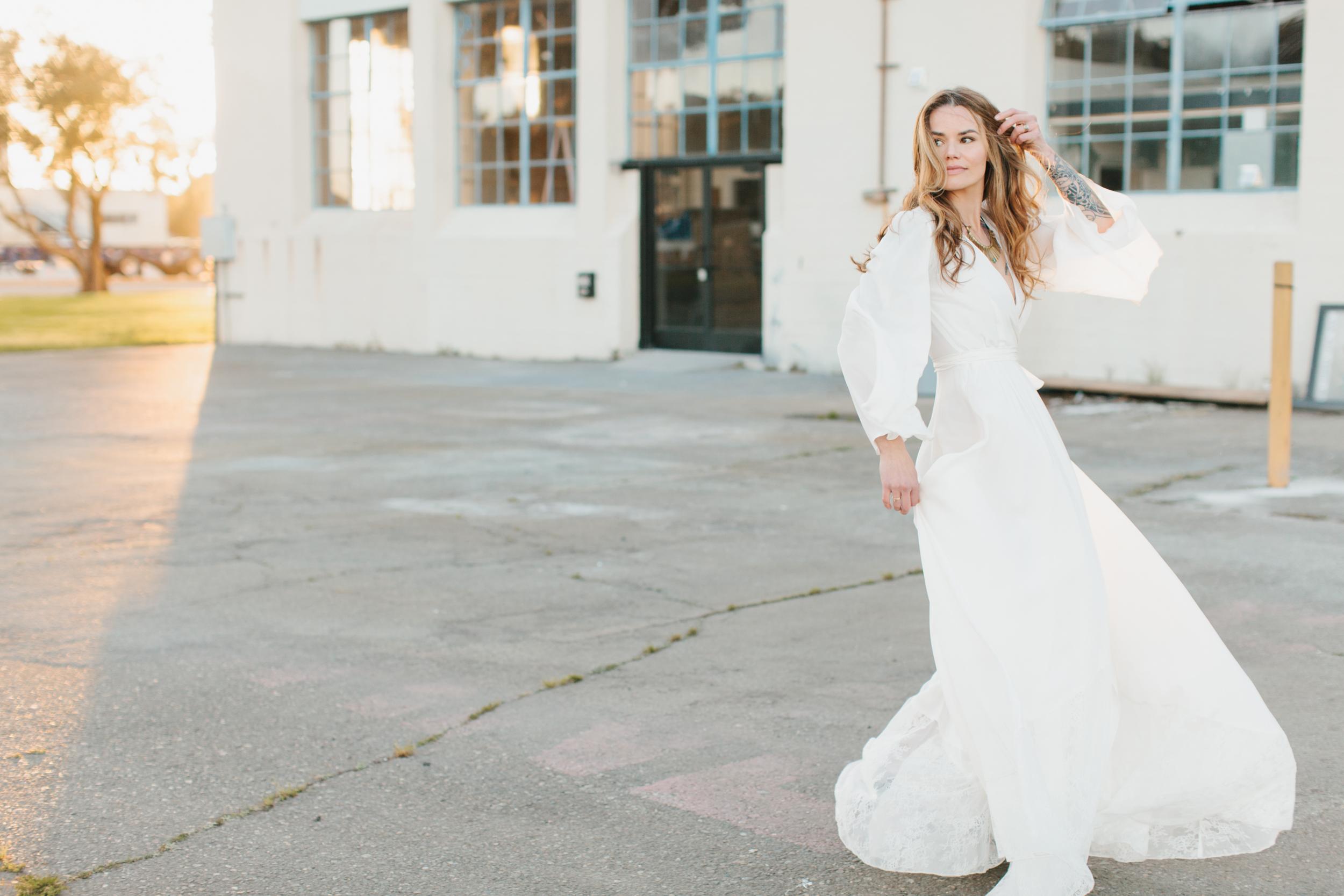San Francisco California Wedding Photographer Bridal Portraits Studio Mondine Florals-007.jpg