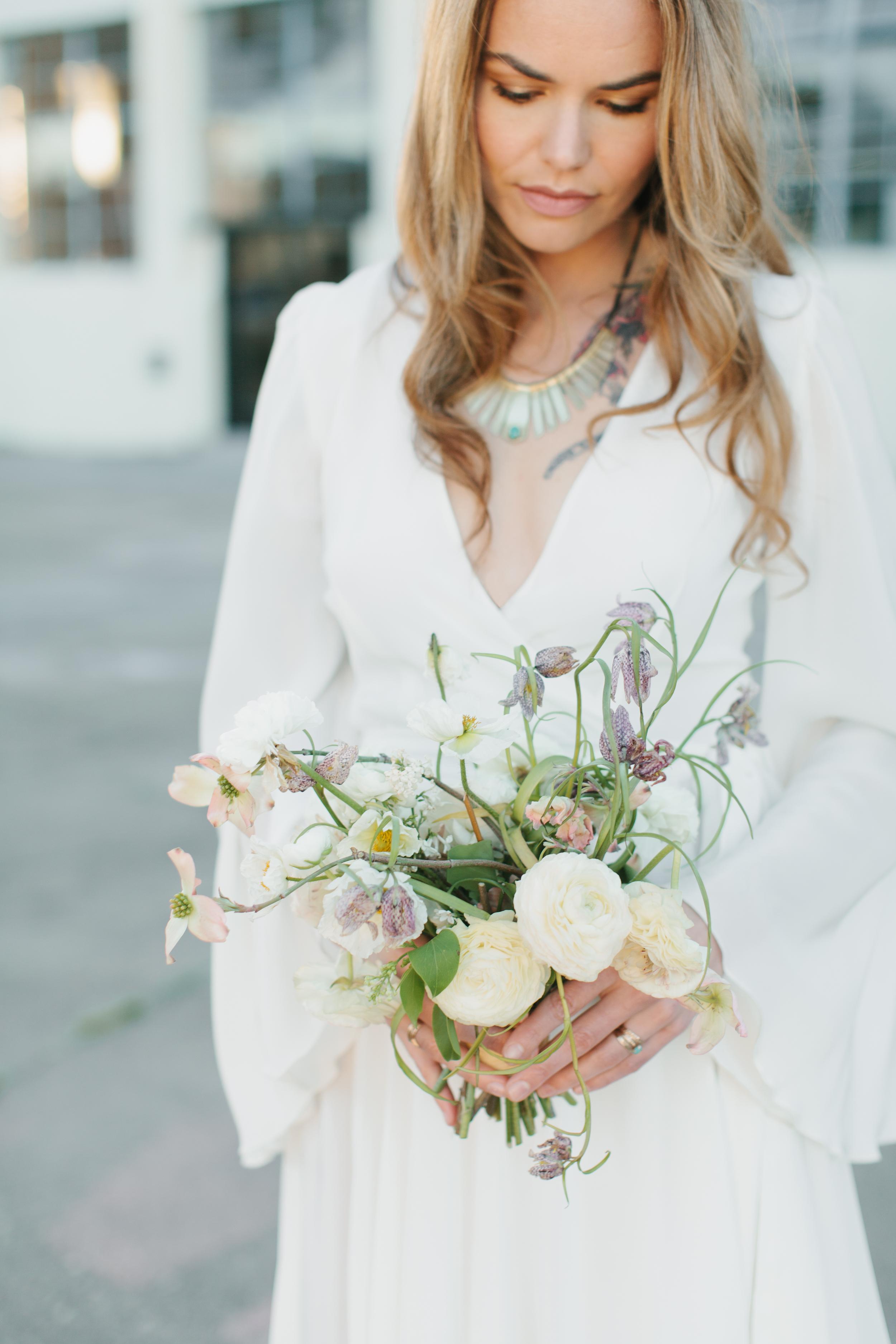 San Francisco California Wedding Photographer Bridal Portraits Studio Mondine Florals-043.jpg