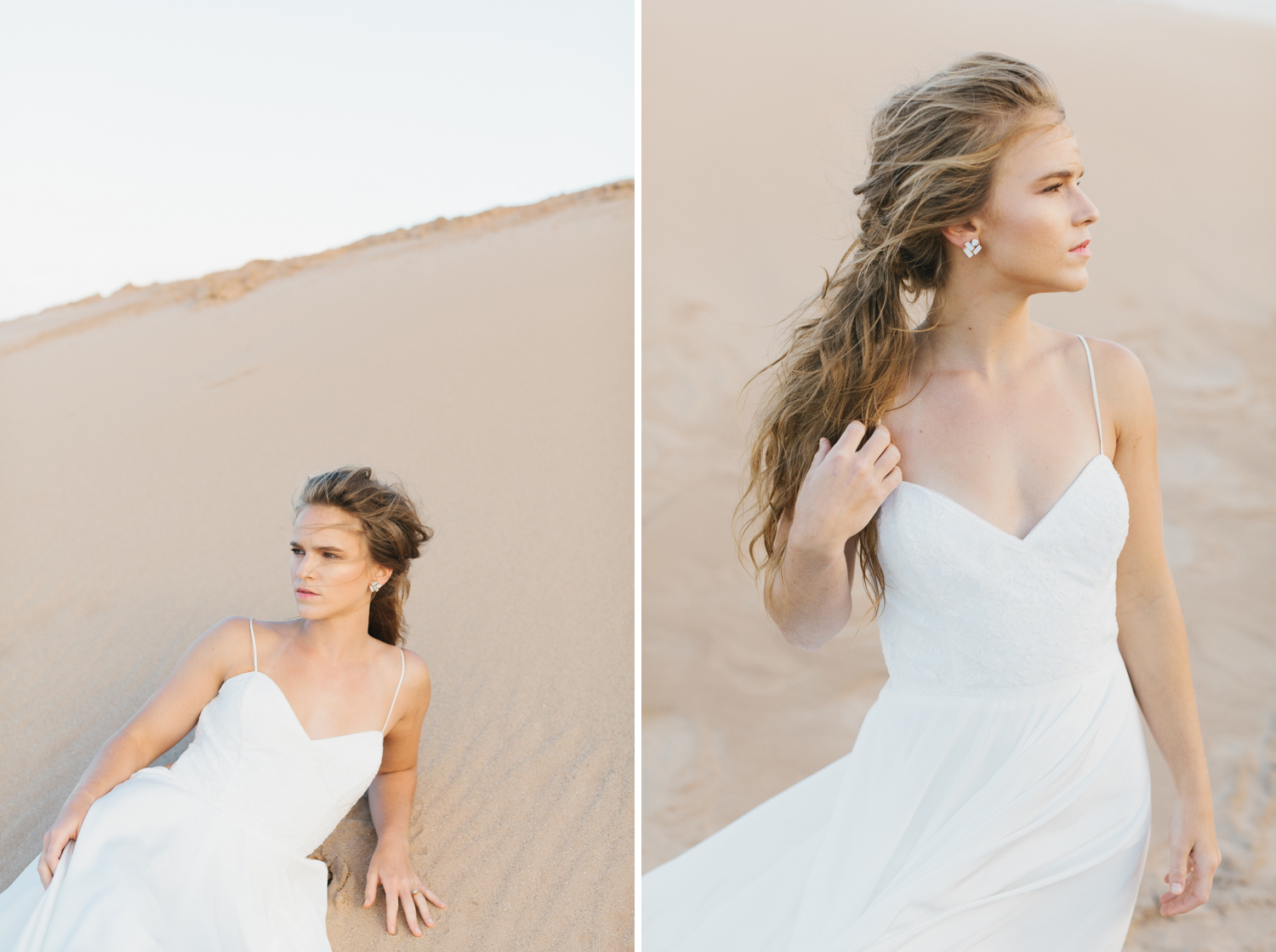 Sleeping Bear Dunes Bridal Portraits Wedding Photographer Mae Stier-012.jpg
