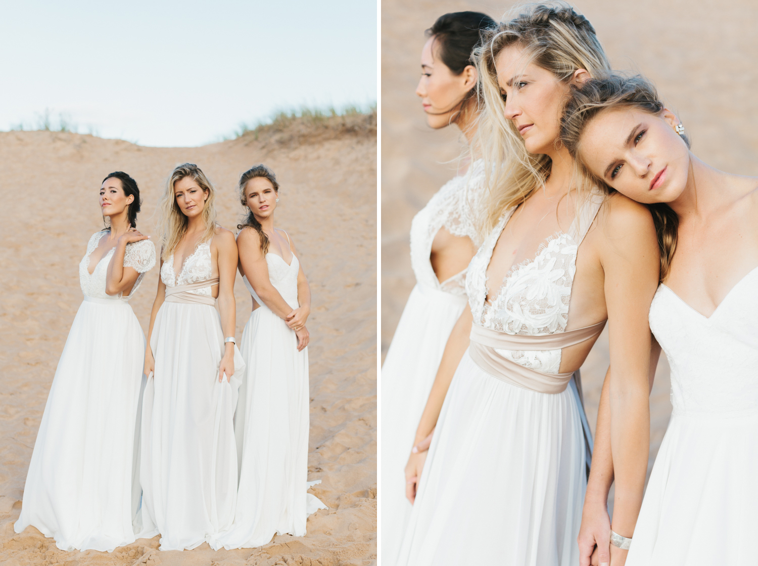 Sleeping Bear Dunes Bridal Portraits Wedding Photographer Mae Stier-013.jpg