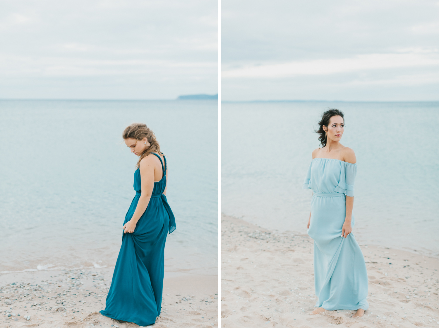 Sleeping Bear Dunes Bridal Portraits Wedding Photographer Mae Stier-027.jpg